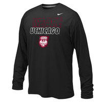 Nike Youth Dri Fit Legend Long Sleeve Tee