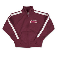 College Kids Youth Track Jacket