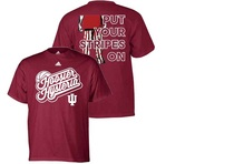 Hoosier Hysteria  Youth Tee Shirt By adidas