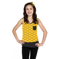 Klutch Youth Two Layer Repeat Tank