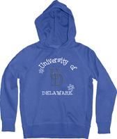 Blue 84 Youth Girl Pullover Hood