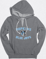 Blue 84 Fleece Hood