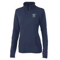 Charles River Womens Fleece Pullover