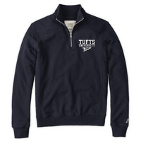 League Womens Fleece Chelsea Quarter Zip