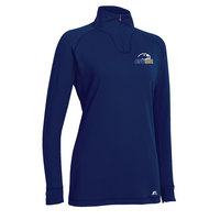 Russell Athletic Womens Quarter Zip Pullover