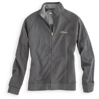 Peter Millar Ladies Full Zip Interlock