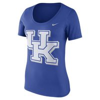 Nike Womens Scoop Neck T Shirt