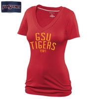 Grambling State Tigers Jansport Womens Darcy VNeck Tee