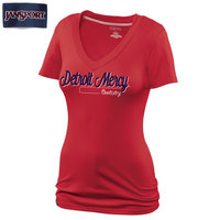 Jansport Womens Darcy VNeck Tee