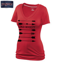 Jansport Womens Darcy VNeck TShirt
