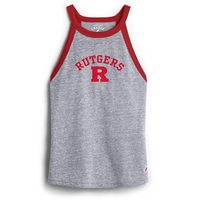 League Intramural High Neck Cami