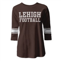 Leagues Throwback Football Tee