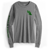 Leagues Camp Long Sleeve Solid Tee