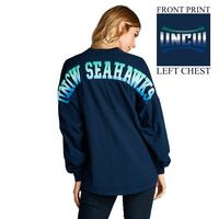 Ombre Long Sleeve Spirit Jersey