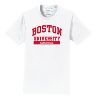 Basketball Short Sleeve Crewneck Tee (Online Only)