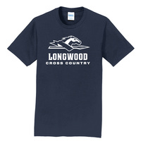 Cross Country Short Sleeve Crewneck Womens Tee (Online Only)