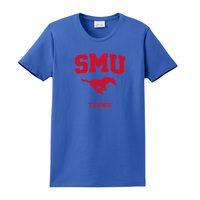 Tennis Short Sleeve Crewneck Womens Tee (Online Only)
