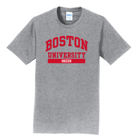 Soccer Short Sleeve Crewneck Tee (Online Only)