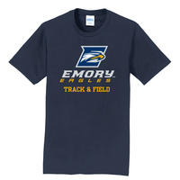Track & Field Short Sleeve  Crewneck Tee (Online Only)