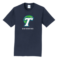 Swimming Short Sleeve Crewneck Tee (Online Only)