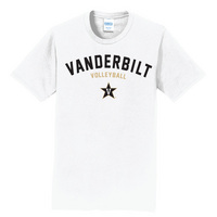 Volleyball Short Sleeve Crewneck Tee (Online Only)