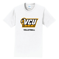 Volleyball Short Sleeve Crewneck Womens Tee (Online Only)