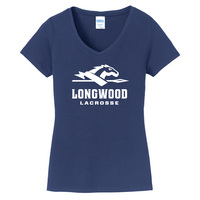 Golf Short Sleeve Vneck Womens Tee (Online Only)
