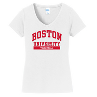 Volleyball Short Sleeve VNeck Tee (Online Only)