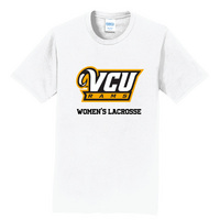 Womens Lacrosse Crew T Shirt (Online Only)