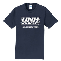 Communications Short Sleeve Crewneck Womens Tee (Online Only)