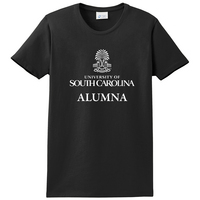 South Carolina Gamecocks Alumna Short Sleeve Crewneck Tee