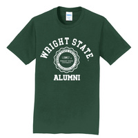 Alumni Short Sleeve Crewneck Womens Tee (Online Only)