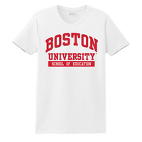 Education Short Sleeve Crewneck Womens Tee (Online Only)