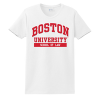Law Short Sleeve Crewneck Womens Tee (Online Only)