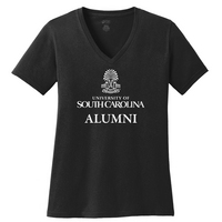 South Carolina Gamecocks Alumni Short Sleeve VNeck Tee