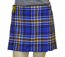 UCR Womens 14 inch Mini Kilt