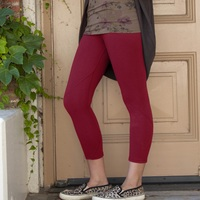 Double Seamed Legging