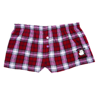 Boxercraft Flannel Bitty Boxer