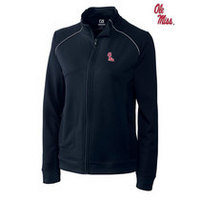 Cutter & Buck Womens Edge Full Zip (Online Only)