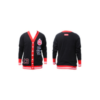 Big Boy Delta Sigma Theta Lightweight Cardigan