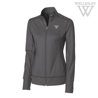 Cutter & Buck DryTec Long Sleeve Topspin Half Zip (Online Only)