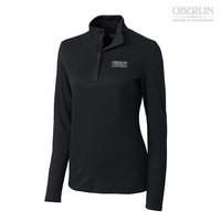 Cutter & Buck Long Sleeve Pima Belfair Half Zip Mock (Online Only)