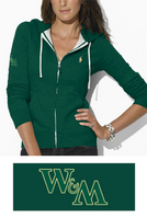 Polo Ralph Lauren Womens Classic FullZip Hooded Fleece