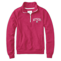 Womens Quarter Zip