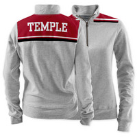 League Womens Phys Ed Quarter Zip