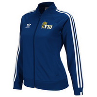 adidas Womens Fleece Track Jacket