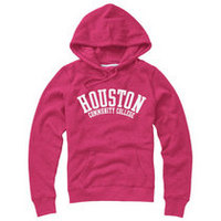 Red Shirt Limited Edition Womens Hooded Sweatshirt