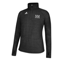 Adidas Womens Quarter Zip Tech Fleece