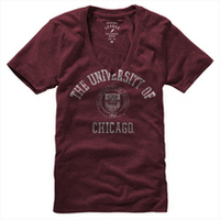 University of Chicago League My Favorite V-T-Shirt