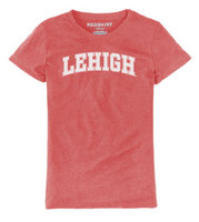 Red Shirt Fashion Crew Tee